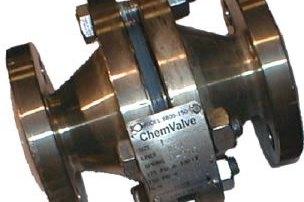 ChemValve check valves
