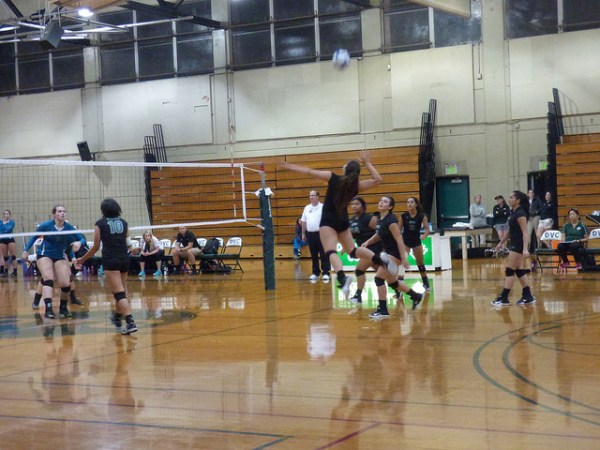 Vikings Volleyball falls to Folsom Lake – The Inquirer