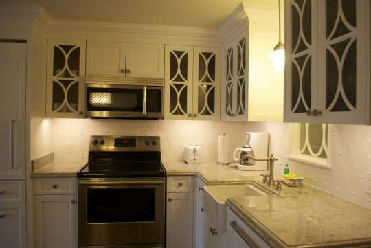 1 and 2 BR Kitchen