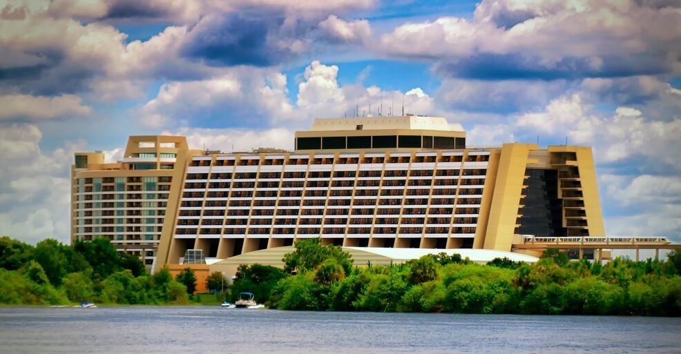 Disney's Contemporary and Bay Lake Tower Resorts