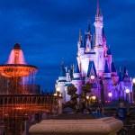 Castle at Disney's Magic Kingdom