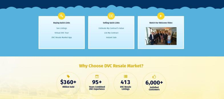 DVC Resale Market Welcome Video