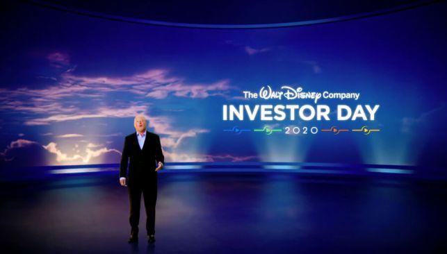 Disney Investor Day 2020 with Bob Chapek