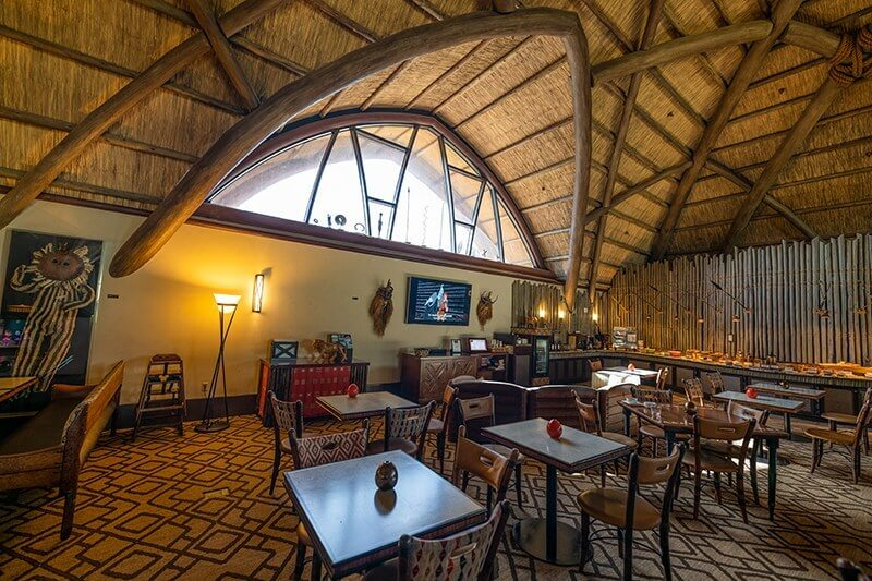 Kilimanjaro Club Level Animal Kingdom Lodge Disney World
