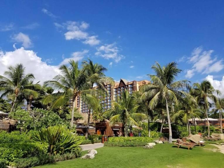 Aulani, A Disney Resort and Spa in Hawaii