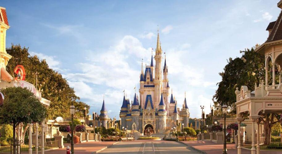 Cinderella Castle at Disney's Magic Kingdom