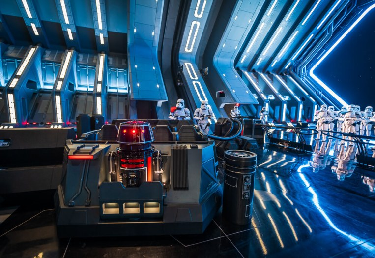 Inside Disney's Rise of the Resistance Ride