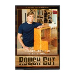 free Rough Cut - Woodworking Tommy Mac: Step Stool information