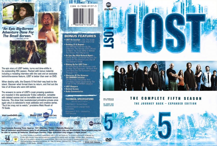 Image result for LOST season 5