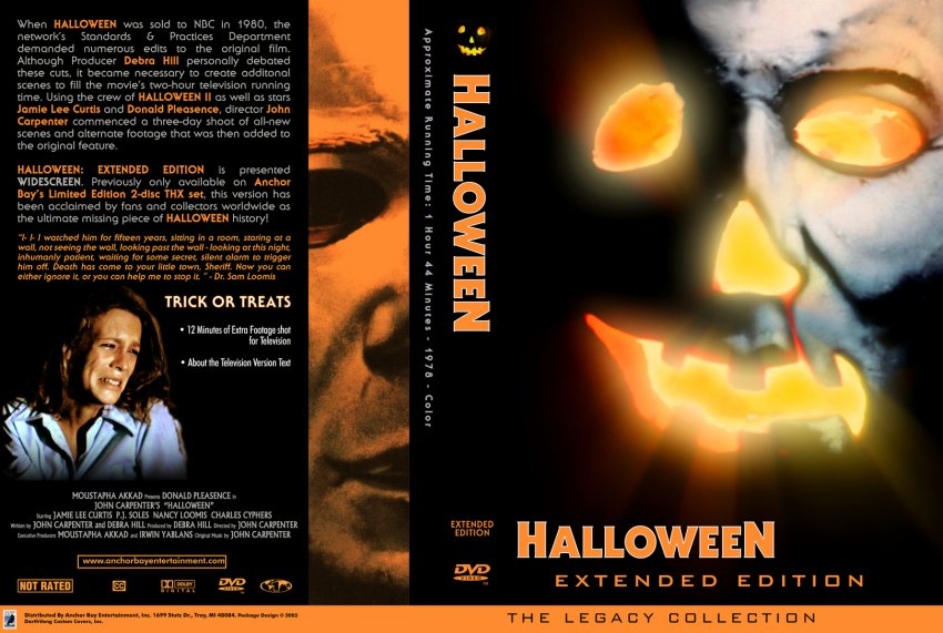 Halloween Extended Edition