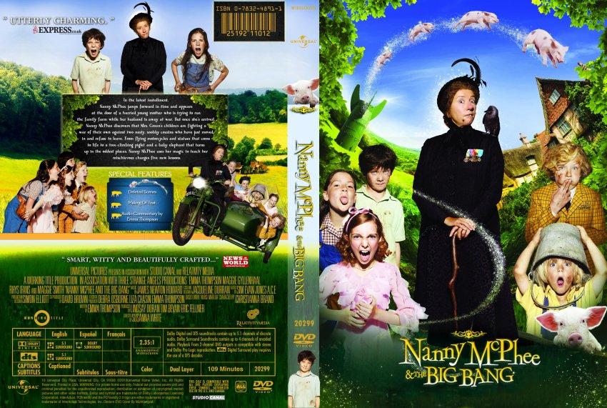 Amp Big Bang Nanny Mcphee Dvd Cover
