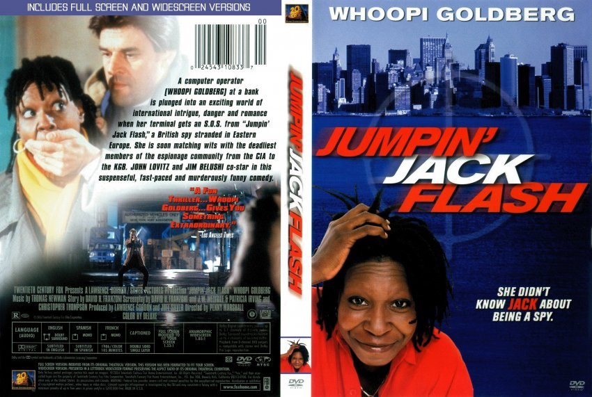 Image result for jumpin jack flash movie