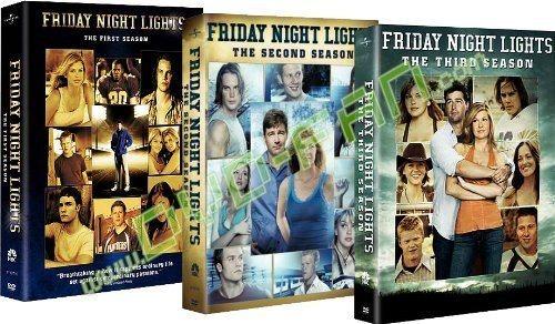 Friday Night Lights Number Seasons