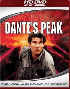 Dante's Peak - HD DVD - Pierce Brosnan