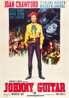 Find the perfect johnny guitar 1954 poster stock photo. Johnny Guitar Blu-ray Joan Crawford