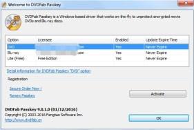 DVDFab Passkey Lite 9.2.2.1