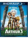 Arthur 3 : La guerre des deux mondes - Blu-ray