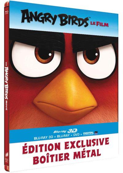 DVDFr - Angry Birds - Le film (Combo Blu-ray 3D + Blu-ray ...
