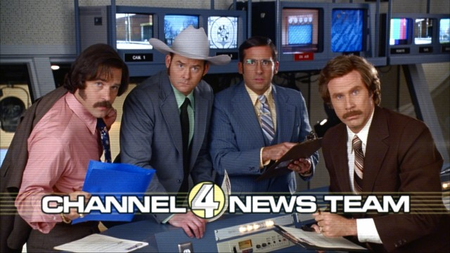 Image result for anchorman news team