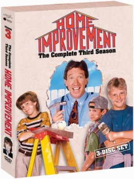 Home Improvement The Complete Third Season Dvd Review Page 1 Of 2