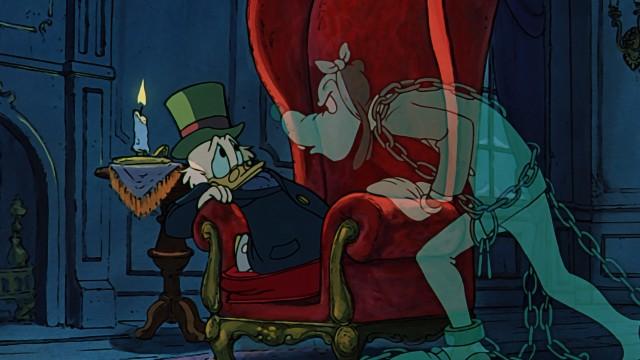 Ebenezer Scrooge Looney Tunes
