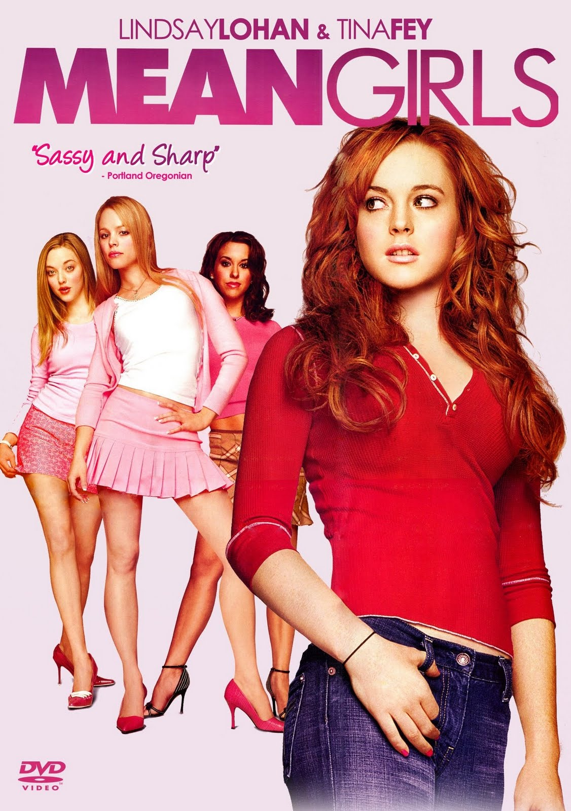 Mean Girls 2004 DVD PLANET STORE