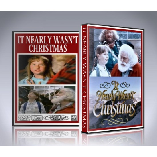 It Nearly Wasnt Christmas DVD 1989 Movie