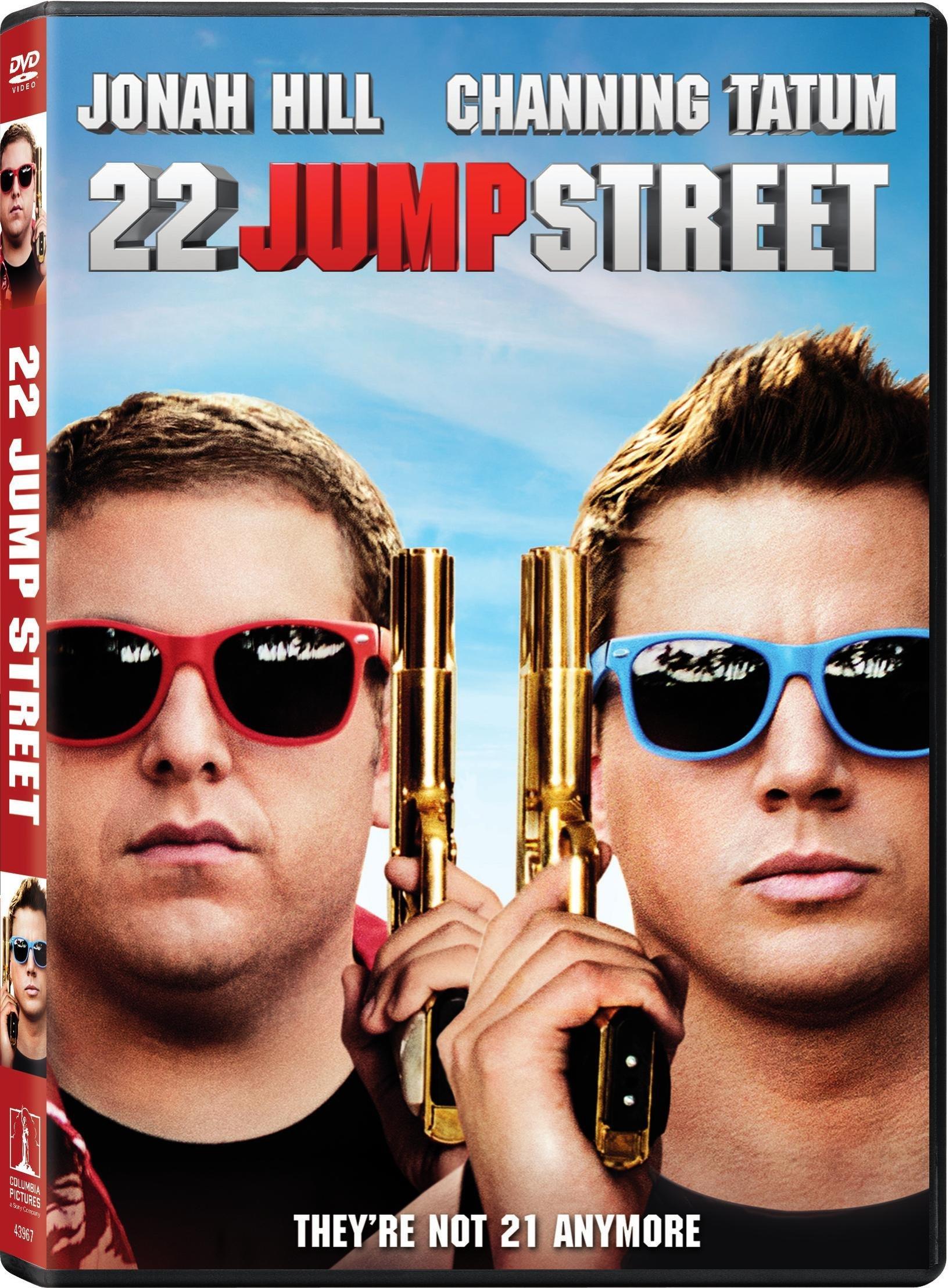 22 Jump Street Dvd Release Date November 18