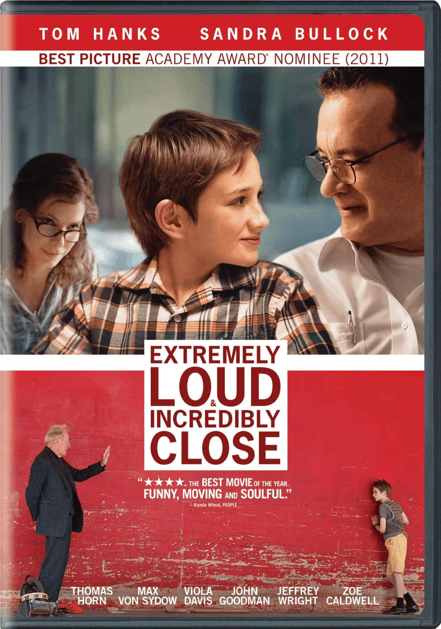 Extremely Loud And Incredibly Close Dvd Release Date March