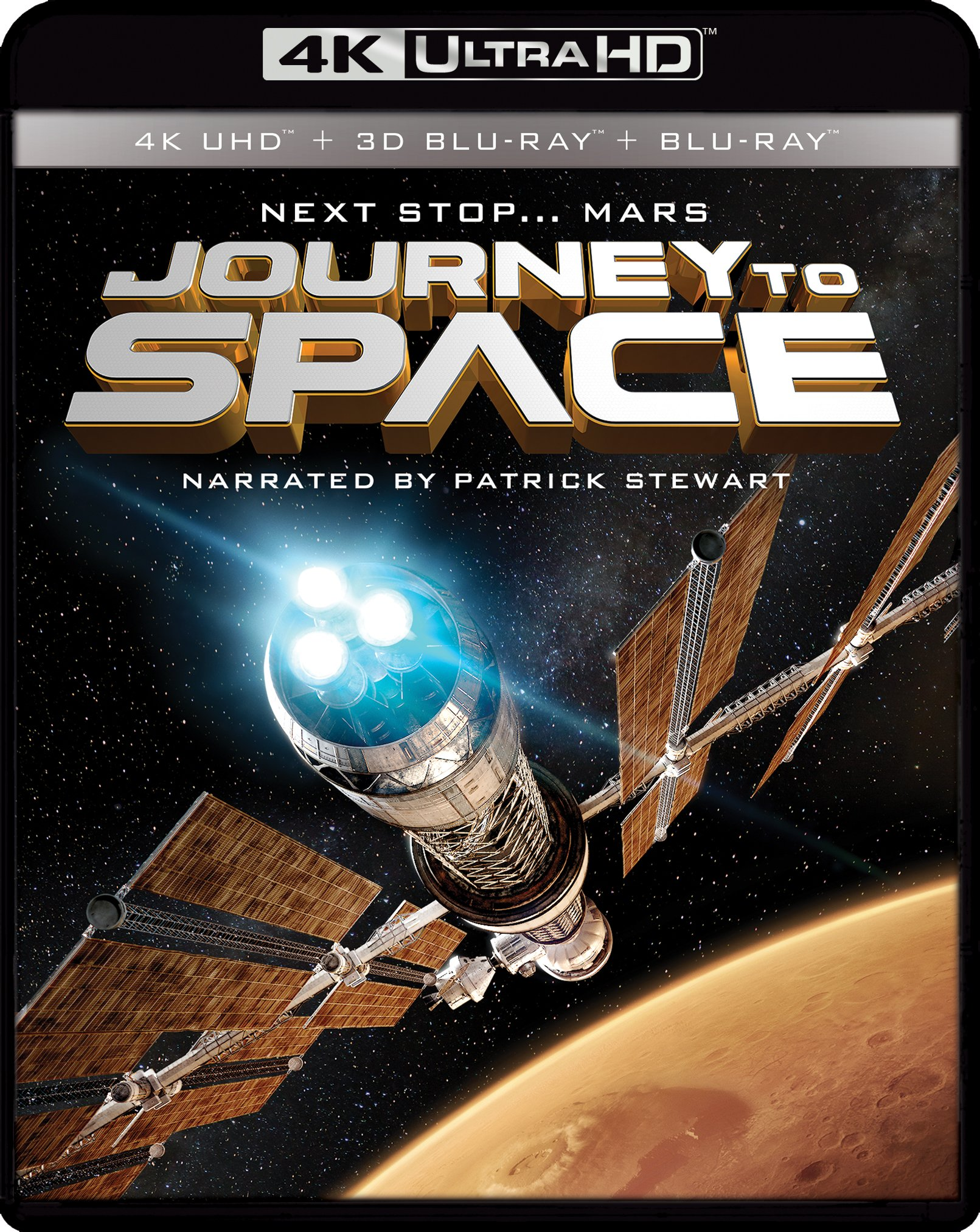 IMAX Journey To Space DVD Release Date June 7 2016