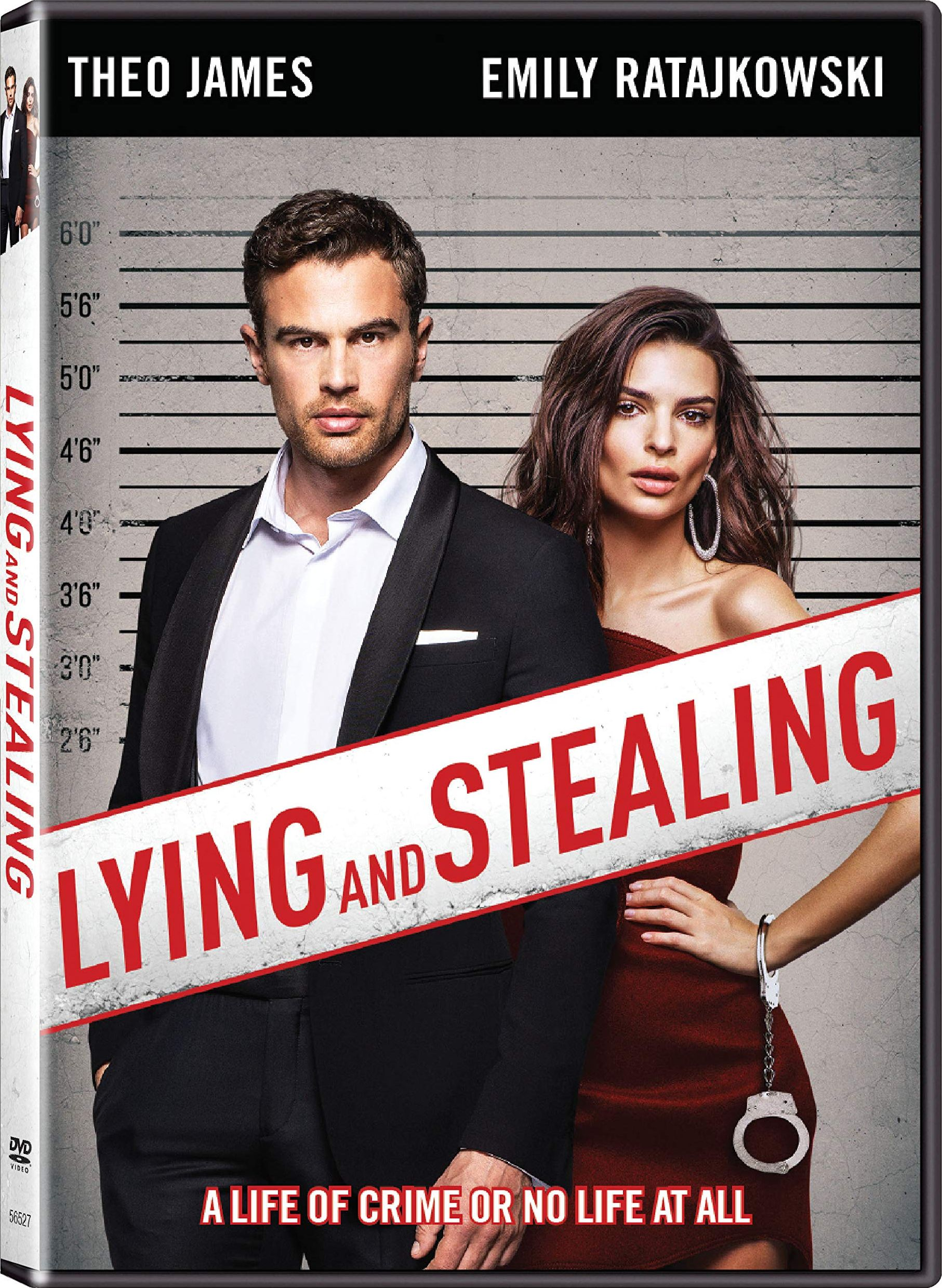 Lying And Stealing Dvd Release Date August 13