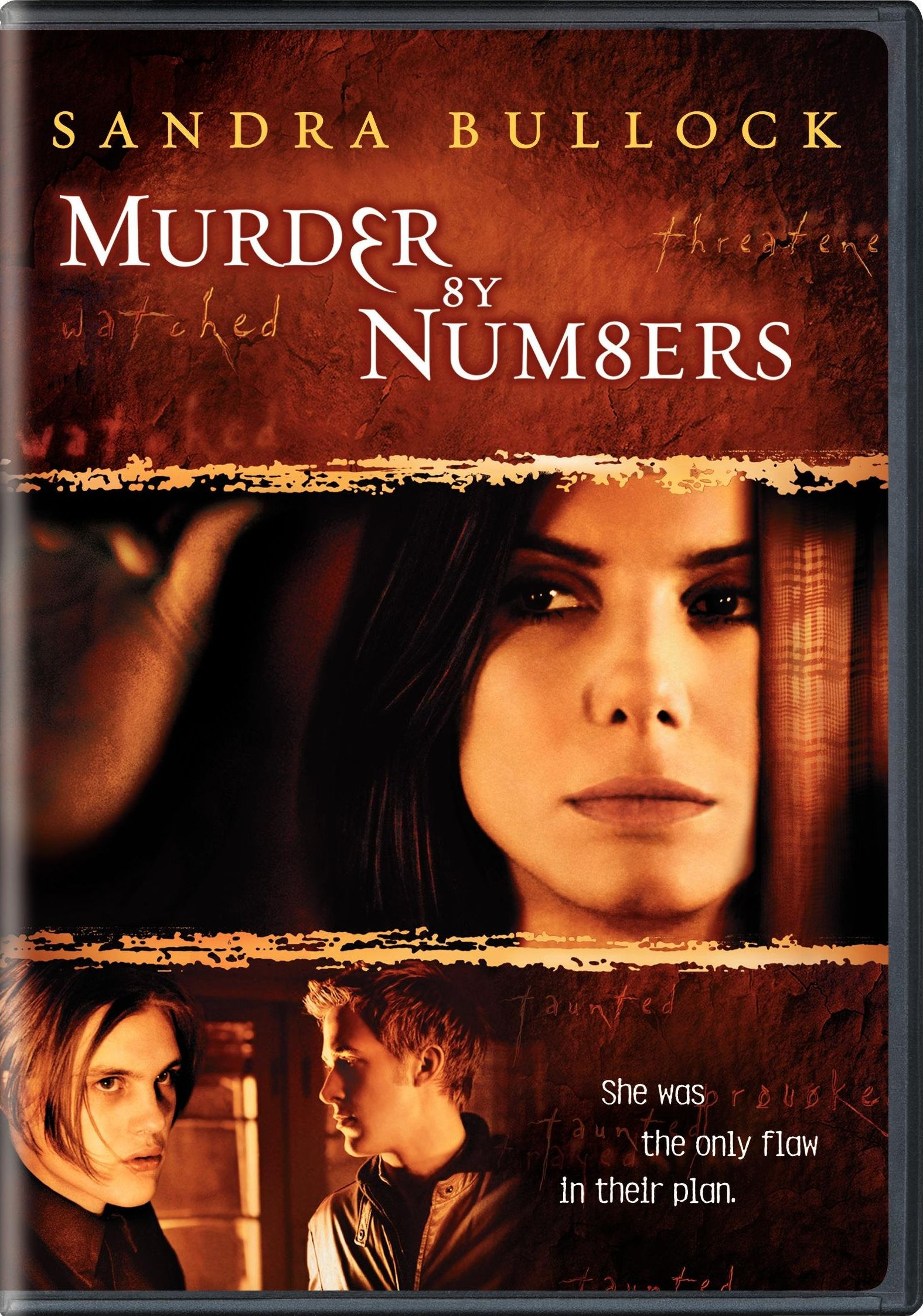 Murder By Numbers DVD Release Date