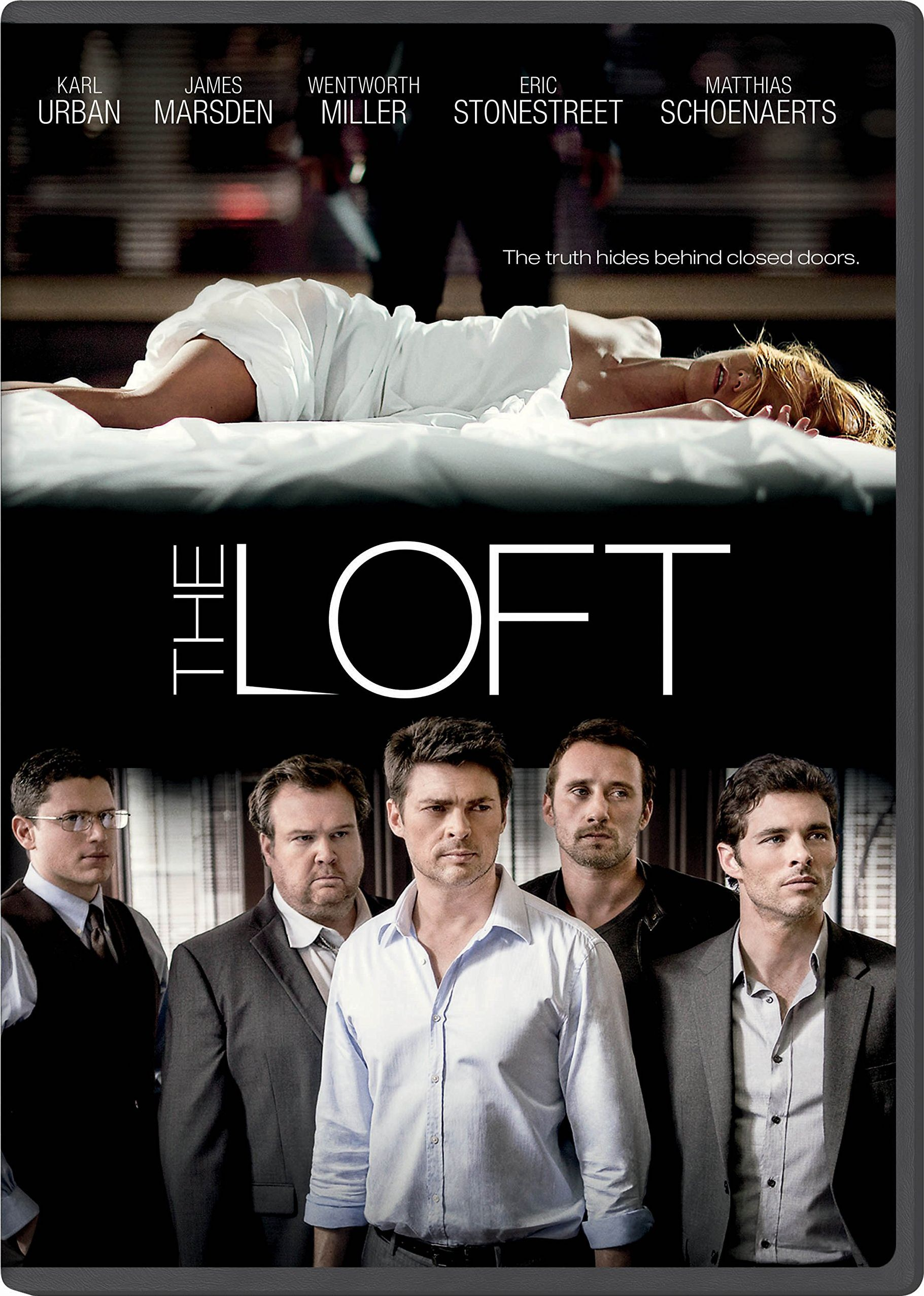 The Loft DVD Release Date May 26 2015