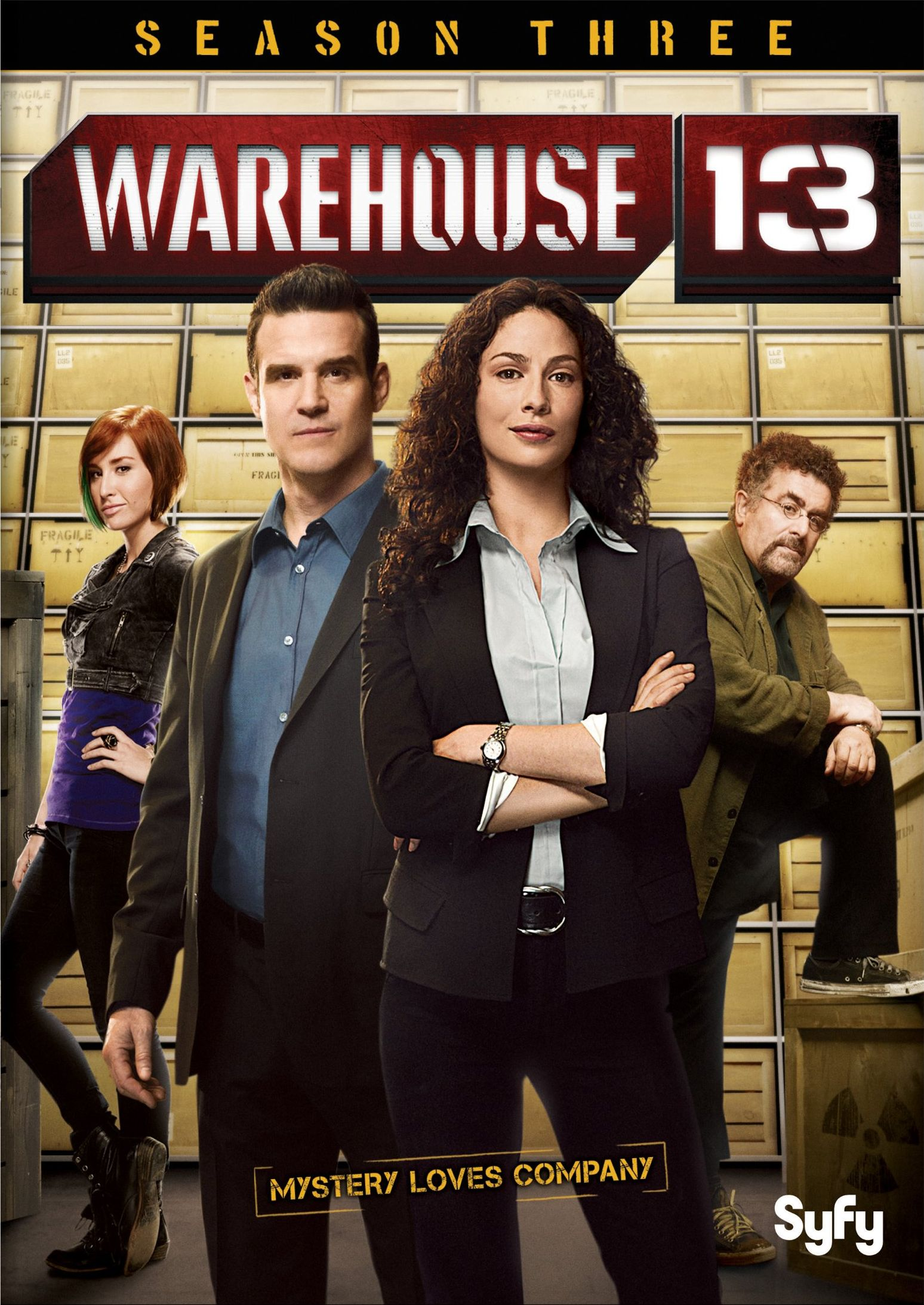 Image result for Warehouse 13