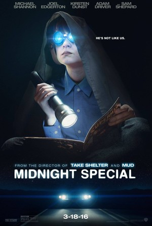 Midnight Special DVD Release Date June 21 2016