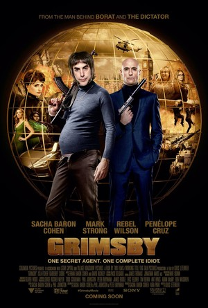 The Brothers Grimsby DVD Release Date June 21 2016