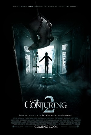 The Conjuring 2 DVD Release Date September 13 2016