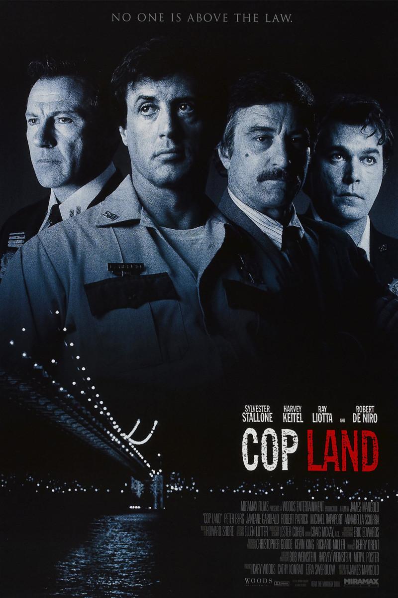 Resultado de imagem para Cop Land Poster