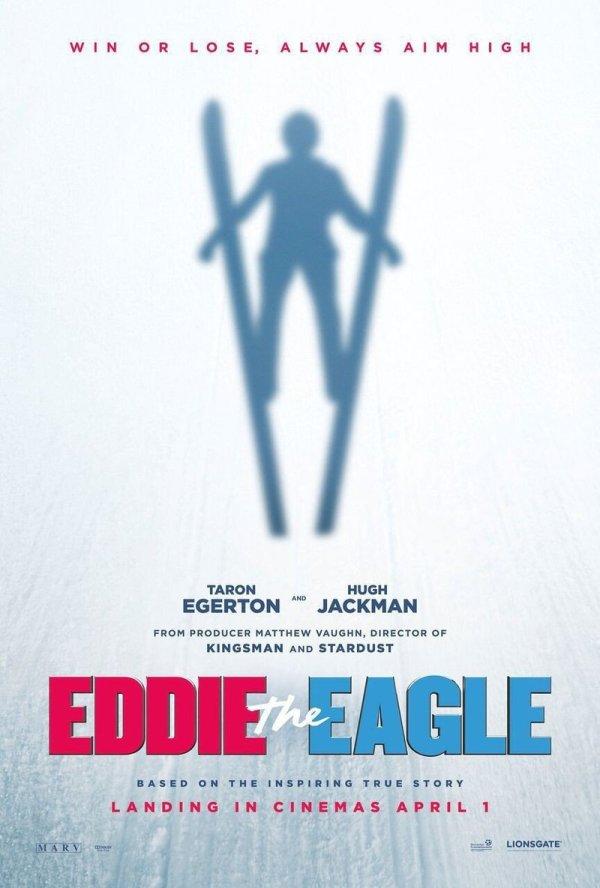Eddie the Eagle DVD Release Date June 14 2016