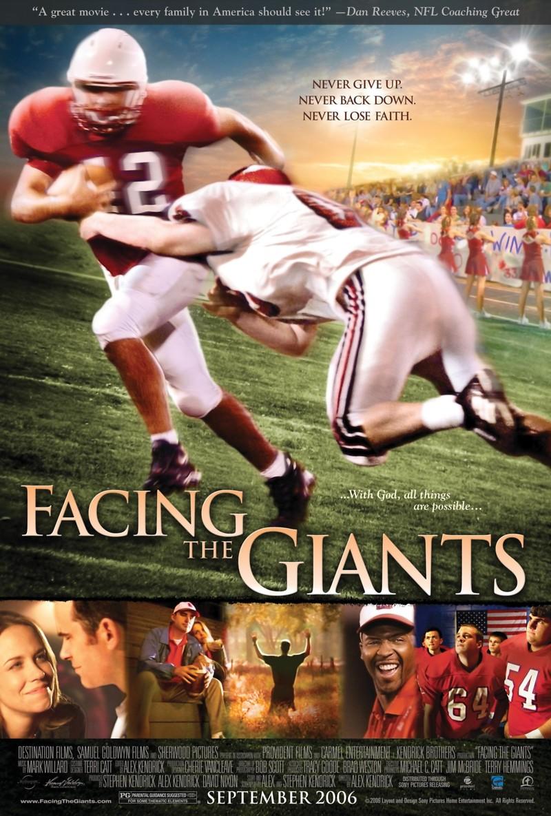 Chris Willis Facing Giants