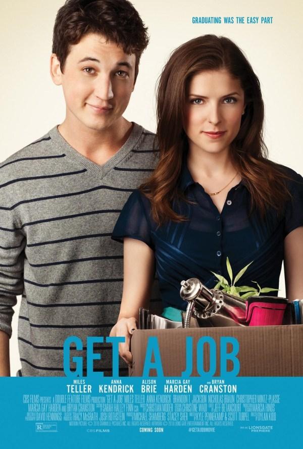 Get a Job DVD Release Date June 14 2016