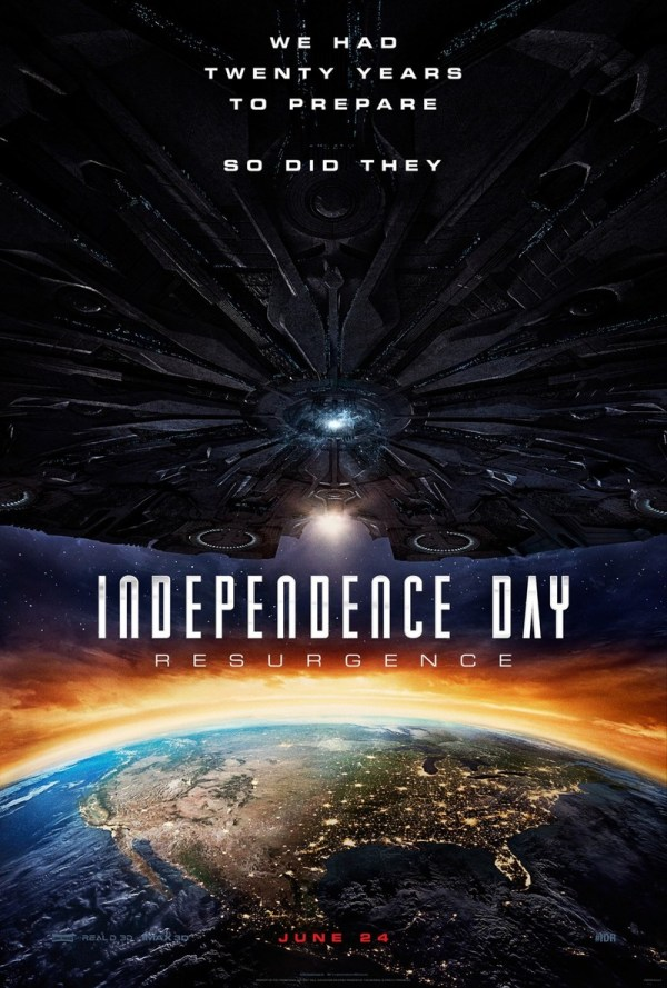 Independence Day Resurgence DVD Release Date October 18 2016