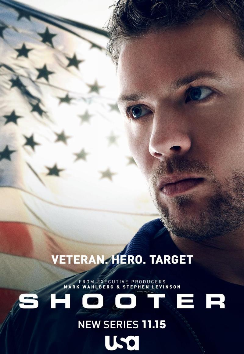 Shooter DVD Release Date