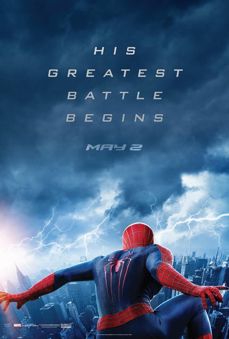 Amazing Spider Man Dvd Release Date