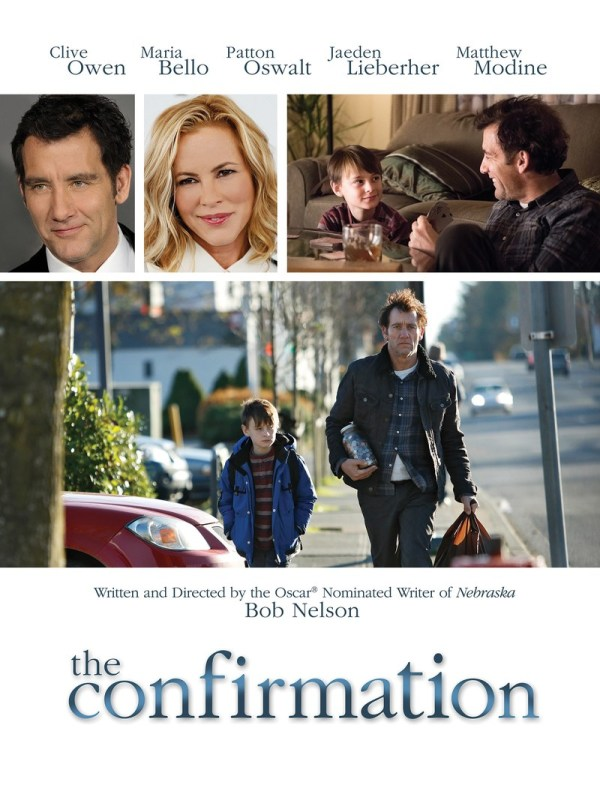 The Confirmation DVD Release Date June 7 2016