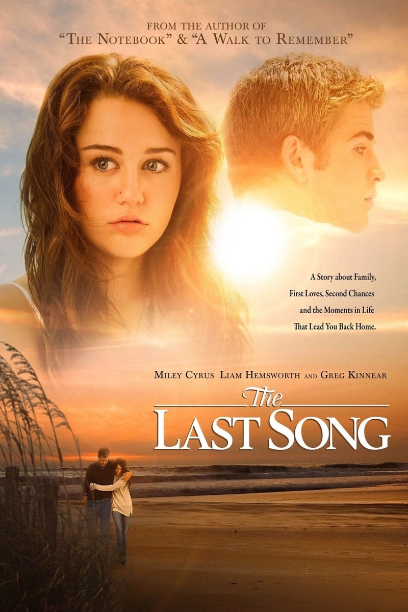 The Last Song DVD Release Date August 17 2010