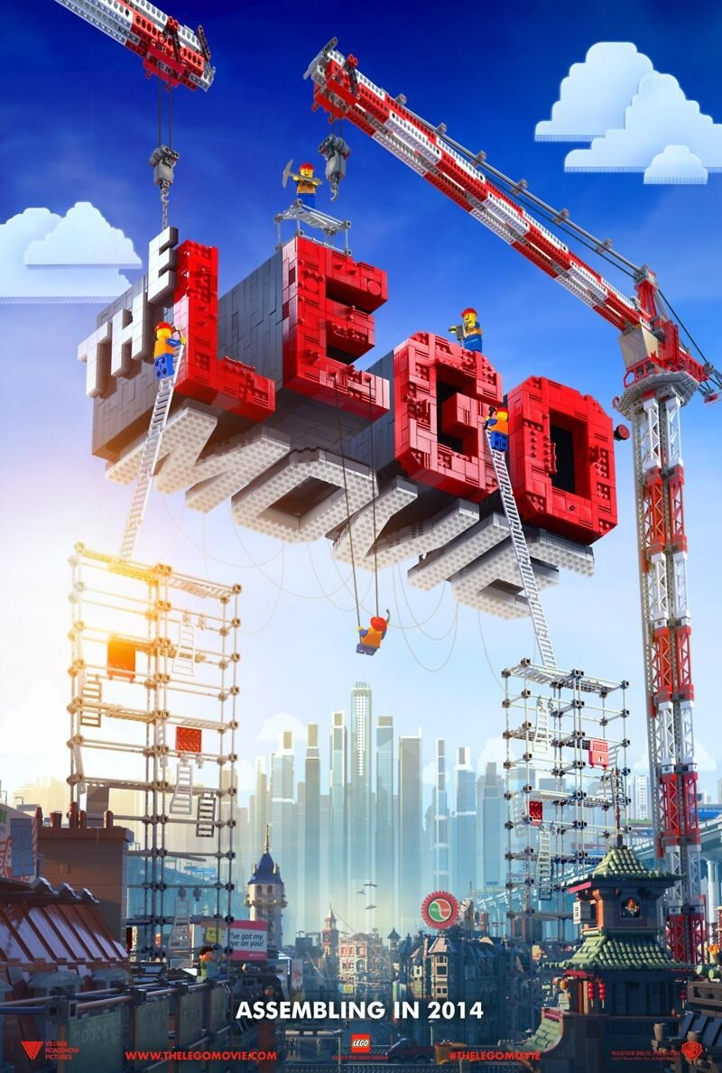 The Lego Movie DVD Release Date June 17 2014