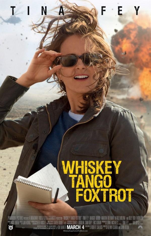 Whiskey Tango Foxtrot DVD Release Date June 28 2016