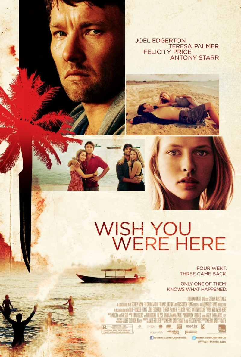 Wish You Were Here DVD Release Date September 10 2013