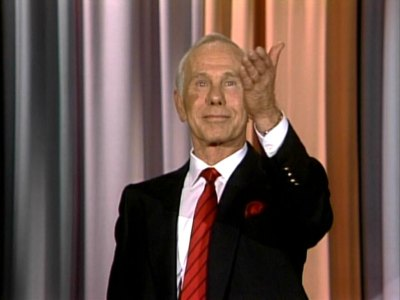 Image result for Johnny Carson's final appearance on the tonight show